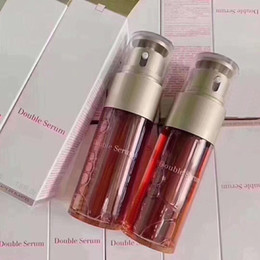 Wholesale 2019 Top Quality Famous Paris Double Serum Hydric Lipidic System Traitement Complet Intensif Facial Essence 50ml