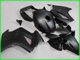 honda vfr interceptor fairings UK - Matte Black Fairings for Honda VFR800RR interceptor 2002 -2010 VFR 800 02 03 04 05 06 07 08 fairing kit