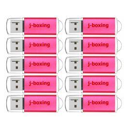 $enCountryForm.capitalKeyWord Canada - Pink 10PCS Rectangle USB 2.0 Flash Drives Enough Pen Drive Thumb Memory Stick Storage 64M 128M 256M 512M 1G 2G 4G 8G 16G 32G for PC Laptop