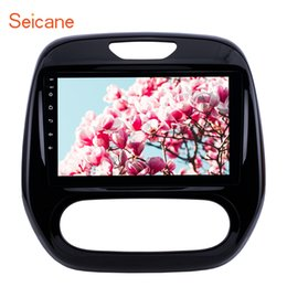 $enCountryForm.capitalKeyWord Australia - Android 8.1 9 inch Car Stereo GPS Navigation for 2011-2016 Renault Captur CLIO Samsung QM3 Auto A C with Bluetooth AUX support Backup camera