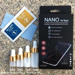 $enCountryForm.capitalKeyWord Australia - 1ml 3ml 5ml Nano Liquid Screen Protector   Nano Liquid Coating Protection Premium Quality (All Brand Phones Suitable)