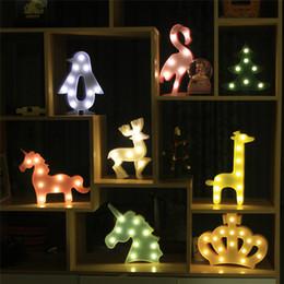 $enCountryForm.capitalKeyWord NZ - New Cartoon Love Heart penguin Shape Table lamp Changing Battery Desk Lamp 3D Lamp Novelty Night Light Kid Christmas Gift Toys
