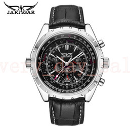 Watch 45mm Australia - JARAGAR Top Luxury 45mm Brand Men Watch Mens Fashion Mechanical Watches Man Casual Business Waterproof Wristwatch Relogio Masculino 116610