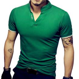 $enCountryForm.capitalKeyWord Australia - New Arrival Cotton Men Tops Fashion Brand Plus Size Short Sleeve Black White Polo Shirt Homme Camisa 5xl Q190525