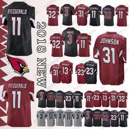 Cheap sales Arizona Cardinal 11 Larry Fitzgerald Jerseys 23 Adrian Peterson  31 David Johnson 32 Tyrann Mathieu Jersey Top quality promotion e96533963