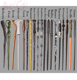 Wholesale Creative Cosplay 42 Styles Hogwarts Harry Potter Series Magic Wand New Upgrade Resin Harry Potter Magical Wand