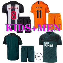 $enCountryForm.capitalKeyWord NZ - 2019 NEWCASTLE kids UNITED Home away third soccer jerseys PEREZ 17 RITCHIE 11 RONDON 9 19 20 newcastle child 2019 jersey football shirts