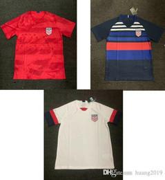 40c11bb27 Thai version quality 2019 World Cup USA home away soccer jersey YEDLIN  BRADLEY DEMPSEY PULISIC 10 ALTIDORE United States 19 20 Sports shirt