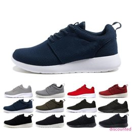 black white men shoes cheap Australia - Cheap Tanjun run running shoes for men women triple black white red Lightweight Breathable mens trainer London Olympic Sports Sneakers