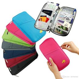 $enCountryForm.capitalKeyWord Australia - Travel Passport Holder ID Card Cash Wallet Purse Holder Case Document Bag document package travel wallet Kids Purse 100pcs