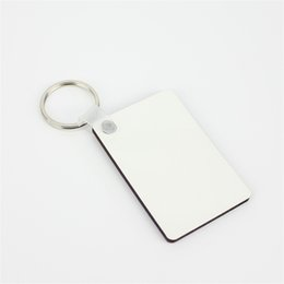 $enCountryForm.capitalKeyWord UK - Key Buckle Woodcard Board Stamping Portable Popular Ring White Modern Simplicity Resistance To Fall Keychains Factory Direct Selling 0 7bdp1