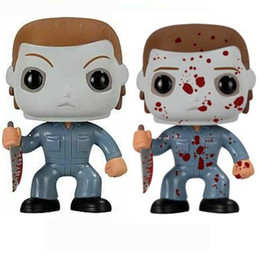 $enCountryForm.capitalKeyWord Australia - FUNKO POP Moonlight Panic Michael Myers Hand Office Model Decoration Clown, gift, toy Good Quality Free shipping #03#622