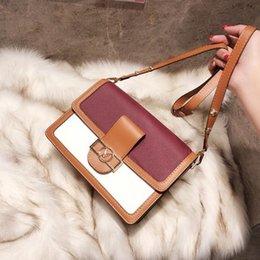 Genuine Leather Bag Design Australia - Diamond Design Women Handbag Fashion Messenger Bag Brand Style genuine Leather Female Shoulder