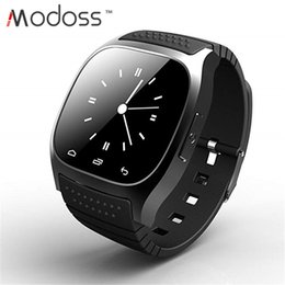 M26 Smart Watch Passometer Australia - M26 Lightweight Bluetooth Smart Watch Handsfree Phone Call Touch Screen Smartphone with Multifunction for Music Player Sedentary Reminder