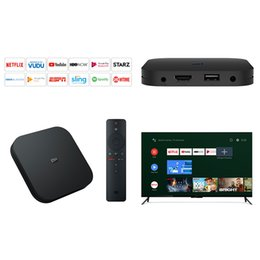 $enCountryForm.capitalKeyWord Australia - 2019New hot Original Xiaomi Mi TV BOX S Smart 4K Ultra HD 2G 8G Android 8.1 WIFI Google Cast Netflix Media Player IPTV Set top Box 4