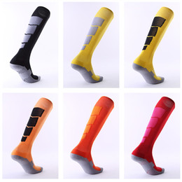 $enCountryForm.capitalKeyWord Australia - Sports Socks Basketball Training Socks Outdoor sports Breathable Anti-slip Soccer Riding Fitness knee-high Male Compression Socks