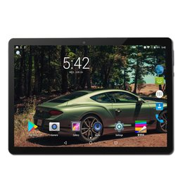 TableT ocTa core 4g lTe online shopping - Tablet Sim Cards Android Octa Core DHL G G LTE Dual New G GB GB RAM PC x800 GB