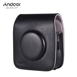 Camera Shoulder Strap Australia -  Video Bags Andoer SQ10 Case Bag 3 Colors for Choice Protection Camera Bag with Shoulder Strap for Fujifilm Instax SQ10 Camera