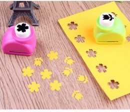 $enCountryForm.capitalKeyWord Australia - 1 PCS Kid Child Mini Printing Paper Hand Shaper Scrapbook Tags Cards Craft DIY Punch Cutter Tool 8 Styles