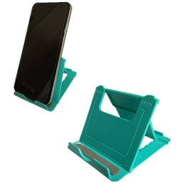 plastic stand for tablets NZ - Wholesale Universal Folding Table Cell Phone Support Plastic Holder Desktop Stand for Your Phone Smartphone Tablet Support Phone Mini Holder