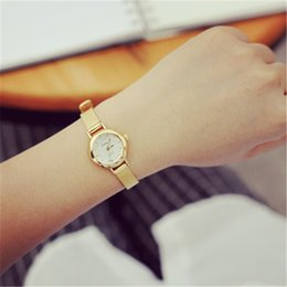 $enCountryForm.capitalKeyWord Australia - Stainless Steel Slim lady watches Alloy Quartz Woman Designer Watches Business Rose Gold Dress Jelly watch for women Best Gift
