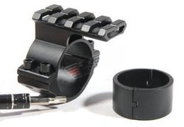 $enCountryForm.capitalKeyWord Australia - wholesale 10pcs lot 25.4mm 30mm Ring 20mm weaver Picatinny Barrel Mount rail Adapter For Rifle Scope flashlight(ht036)