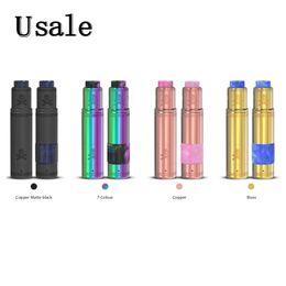 Hybrid pen online shopping - Vandy Vape Bonza Kit Portable Pen style Mechanical Mod with Bonza V1 RDA Hybrid Connection Top Cap Locking System Original