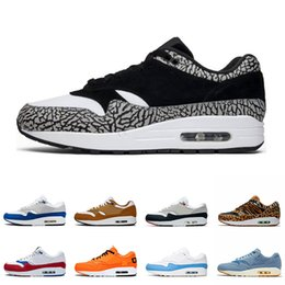 royal pack Australia - Top quality Atmos 1s men women Running Shoes Animal Pack 3.0 Elephant Print Sports Designer Sneakers Size 36-45 Free Shipping