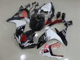 R1 Tank Australia - New Injection Fairing kit fit for YAMAHA YZFR1 07 08 YZF R1 2007 2008 YZF1000 Motorcycle ABS Fairings +tank cover custom white black