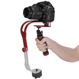 $enCountryForm.capitalKeyWord Australia - Handheld camera stabilizer gimbal steadicam smartphone clamp For DSLR Sport DV Aluminum Alloy estabilizador