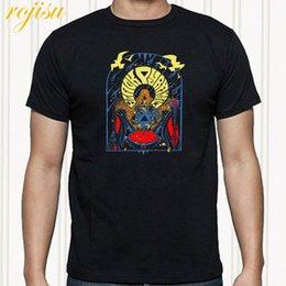 8afbd391c64 Black Pyramid Fashion Australia - New BLACK PYRAMID Metal Rock Band Men s  Black T-Shirt