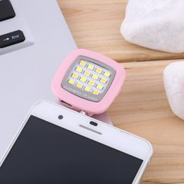 $enCountryForm.capitalKeyWord UK - Mini Portable Smart LED Camera Fill-in Flash Selfie Light For Cellphone Promotion Newest 50
