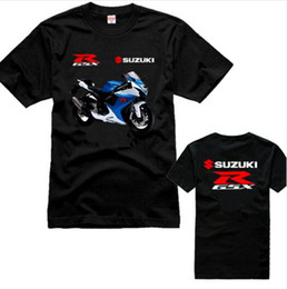Logo Shirts For Men Australia - 2019New T SHIRT Fashion for Suzuki Motorsport Team Logo T-shirt Men Cotton Short Sleeve Custom T shirts High Quality BIG Size Y
