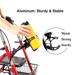 Infant Carriages Australia - Drinks Cup Bottle Can Holder Bicycle Mount Cup Holder Stand Baby Stroller Bottle Infant Stroller Bicycle Carriage Cart #335801