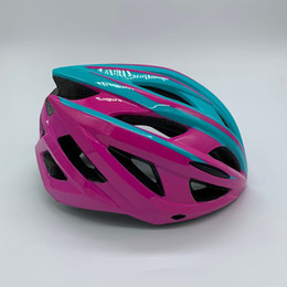 hot pink helmets NZ - Hot lightweight Bicycle Helmet Road Bike Mountain Bike Helmet Sports Ventilated Riding Cycling Helmey Bicycle accessories