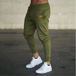 Air Pants Australia - 2019 New Mens Pants Printed Casual Fashion Jogger Air Force One Printing Length Sweatpants Man Fitness Drawstring Trousers