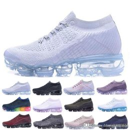 Discount casual green shoes for mens - 2018 New Air Mens Casual Shoes For Men Casual Air Cushion Trainers Women Athletic Outdoor Superstar Hiking Jogging Walki