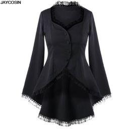 Discount women blazers sale - JAYCOSIN 2019 Women Long Blazers Office Lady Small Suit Jacket Ladies Leisure black Blazer Loose Coat Streetwear hot sal