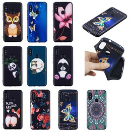 $enCountryForm.capitalKeyWord NZ - Soft TPU Back Phone Case For LG K10 2017 Slim Fit Flower butterfly owl panda Case for LG K8 2017 Cover