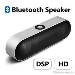 Audio 3d Usb Australia - New NBY-18 Blutooth Speaker 3D Surround Stereo Subwoofer HIFI Wireless Portable Speakers Support TF Card AUX USB Boombox NBY