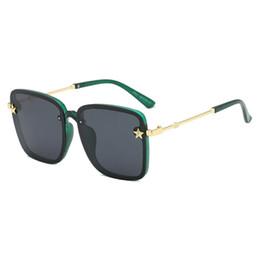 Unique Sunglasses Brands Australia - Men's wear women's brand designer sunglasses men's and women's five-pointed star sunglasses cat's eye sunglasses men and women unique style