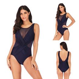 d17691dbcbfdc 2019 New Sexy Off The Shoulder Solid Swimwear Women One Piece Swimsuit  Female Bathing Suit Ruffle Monokini Swim Wear 5XL