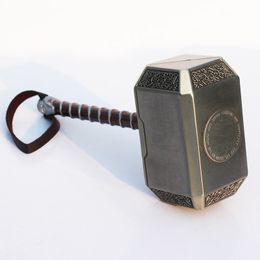 $enCountryForm.capitalKeyWord Australia - 20cm Thor's Hammer Toys Thor Custome Thor Hammer Cosplay Hammer Free Shipping Y19062901