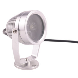 underwater lights 3w Australia - Underwater LED Lamp for Pond Lights Lighting IP68 Waterproof Warm white Cold white 3W DC 12V AC 220V 110V