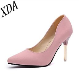 $enCountryForm.capitalKeyWord UK - XDA TAOFFEN Size 32-48 Sexy Women Bowtie Round Toe High Heel Women Ankle Strap Thick Heels Pumps Party Dress Women W49