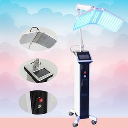 Discount bio light therapy - 2019 Photon LED Skin Rejuvenation PDT Machine Red Blue Yellow BIO Light Therapy face contouring machine