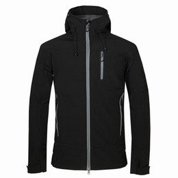 Wholesale winter jackets for men xxl for sale – winter new Men HELLY Jacket Winter Hooded Softshell for Windproof and Waterproof Soft Coat Shell Jacket HANSEN Jackets Coats