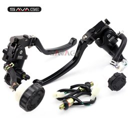 "Motorcycles Master Cylinder Australia - Brake Clutch Radial Master Cylinder Lever For DUCATI Monster 659 696 796 1100 1200 S Diavel XDiavel Motorcycle 7 8"" 22mm"