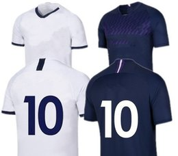 spurs shirt Australia - Thailand KANE spurs Soccer Jersey 2019 2020 LAMELA ERIKSEN NDOMBELE DELE SON Jerseys 19 20 Third Football shirt Men kids kit SET uniform
