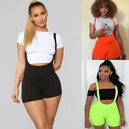 Wholesale jumpsuit overall trouser for sale – dress Womens Bandage Jumpsuit Clubwear Playsuit Bodycon Party Romper Trousers